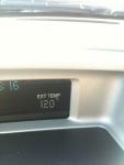 Temperatura massima registrata (49°C)